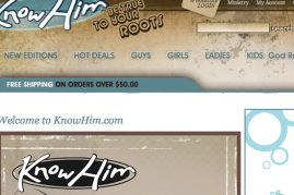 Know Him (eStore)