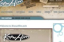 Know Him (eStore)