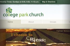 College Park Church Website
