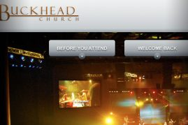 Buckhead Church Website