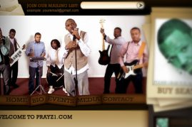 Prayz1 Website