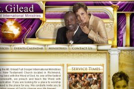 Mt. Gilead Full Gospel Website