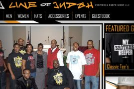 Line Of Judah (eStore)