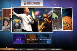 Biltmore Baptist Church Website