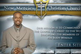 New Mercies Christian Church Website