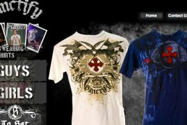 Sanctify Clothing (eStore)