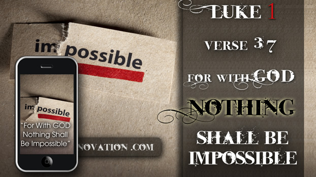 Nothing Impossible Desktop