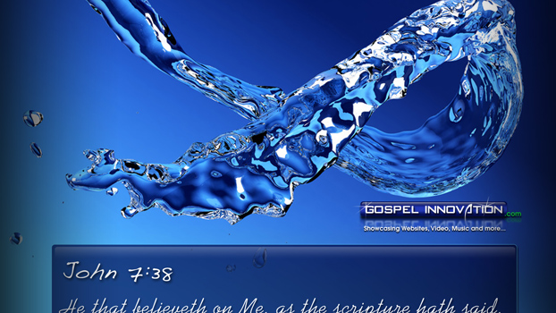 G.I. Living Water Desktop