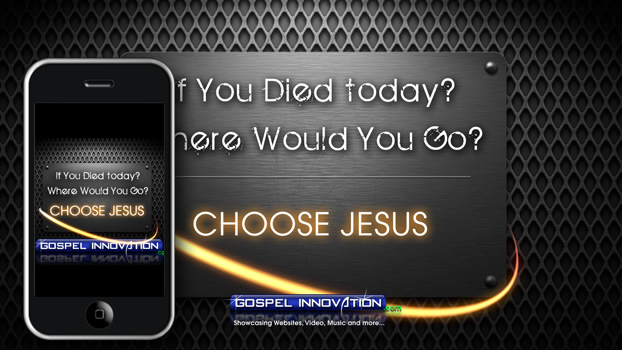 Choose Jesus: Desktop
