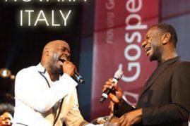 Novara Gospel ITALY: Myron Butler