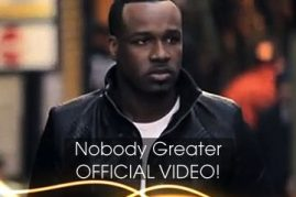 VaShawn Mitchell – Nobody Greater (Official Video)