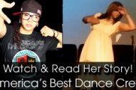Melissa Davila (America's Best Dance Crew kiSSES)