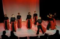 Ordered Steps Dance – Come Boldly!