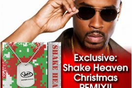 Shake Heaven Christmas (Remix) featuring Montell Jordan