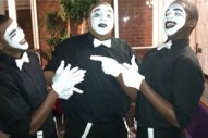 Conception Mime – The Word