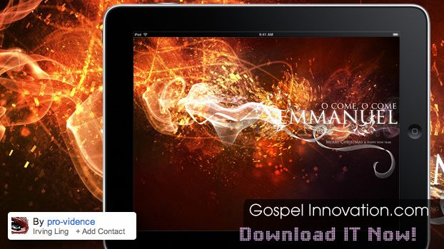 Emmanuel Desktop by pro-vidence