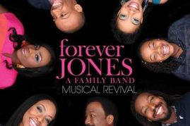 Forever Jones &#8211; Every Moment (New CD)