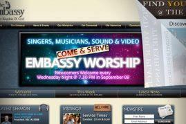 Embassy KOG Website (Canada)
