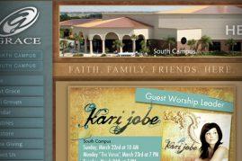 Grace Community Church Website