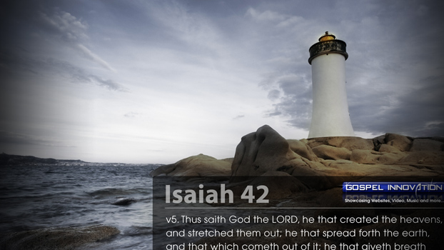 G.I. Lighthouse Desktop