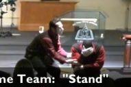Gospel Mime: Stand, Donnie McClurkin