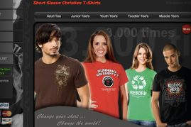 G Spirit Store Website