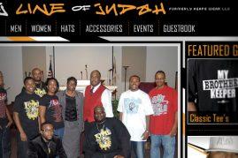 Line Of Judah (eStore)