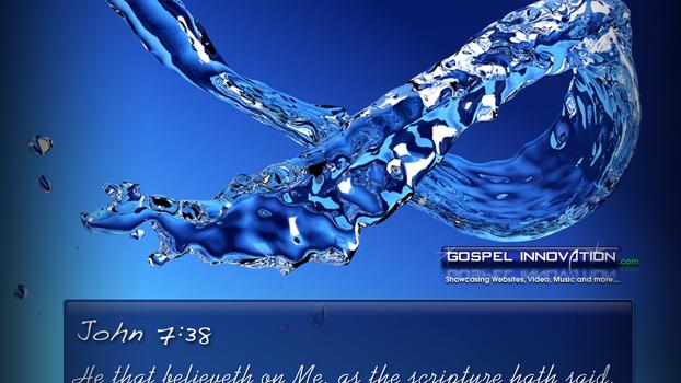 G.I. Living Water Desktop