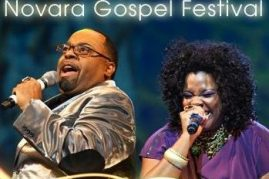Novara Gospel Festival: Kurt Carr – Peace & Favor