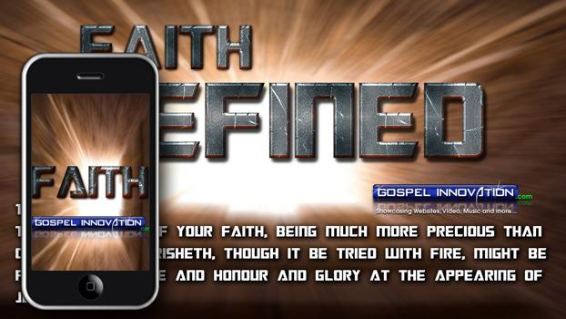 Faith Refined Desktop