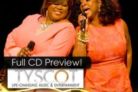 Shirley Murdock – The Journey Full CD Preview