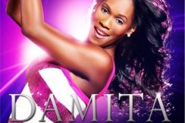Won't Turn Back – Damita – OFFICIAL LYRIC VIDEO