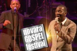 "Novara Gospel Festival, ITALY – Wayne Ellington & Singers ""Lovely Day"""