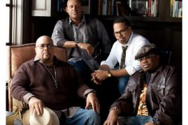 Here In Our Praise – UNITED TENORS – Here In Our Praise (Fred Hammond, Dave Hollister, Roberson, Brian Courtney Wilson)